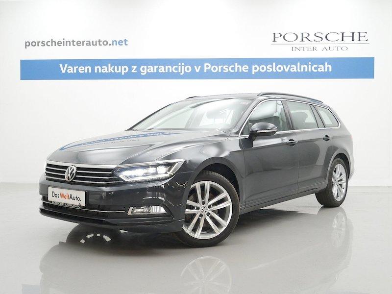 Volkswagen Passat Variant 1.8 TSI BMT Comfortline DSG