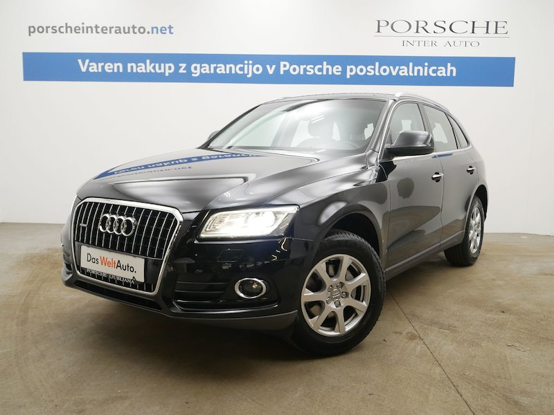 Audi Q5 quattro 2.0 TDI Business Plus