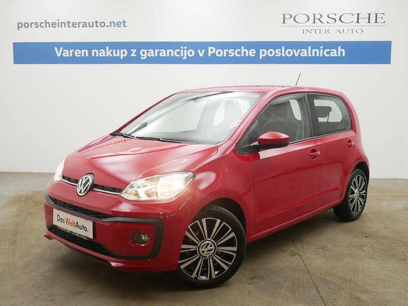 Volkswagen Up! high up  1.0