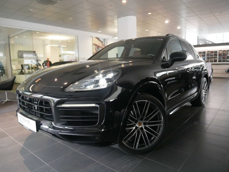 Porsche Cayenne Tiptronic SLOVENSKO VOZILO