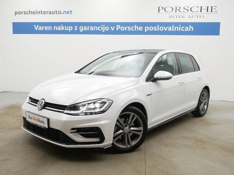 Volkswagen Golf 1.6 TDI BMT R-Line Edition DSG