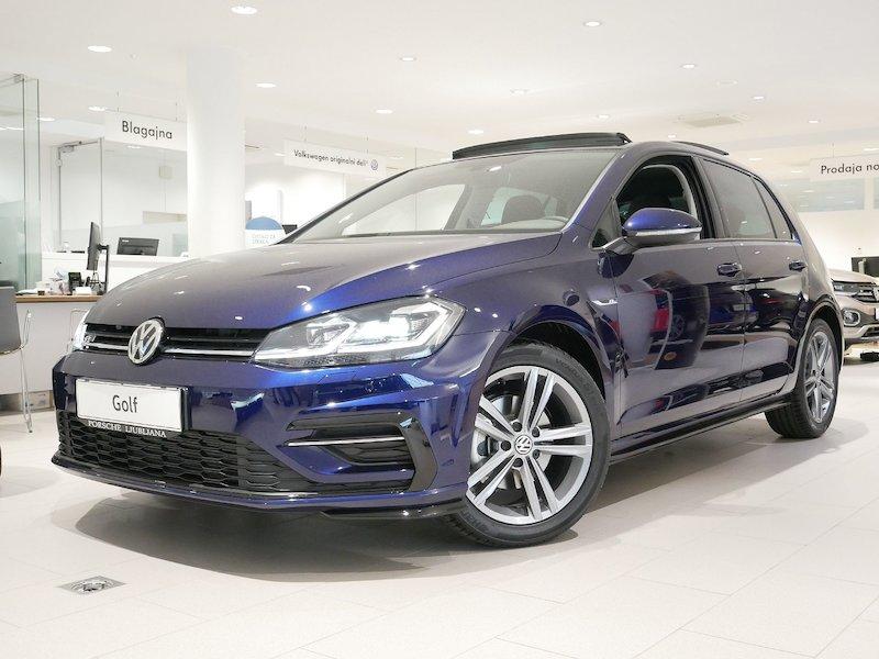 Volkswagen Golf 2.0 TDI BMT R-Line Edition DSG SLOVENSKO VOZILO