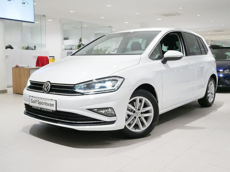 Volkswagen Golf Sportsvan 1.5 TSI ACT Highline DSG