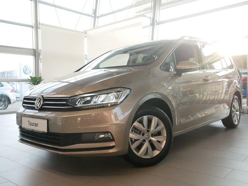 Volkswagen Touran 2.0 TDI BMT Family DSG SLOVENSKO VOZILO