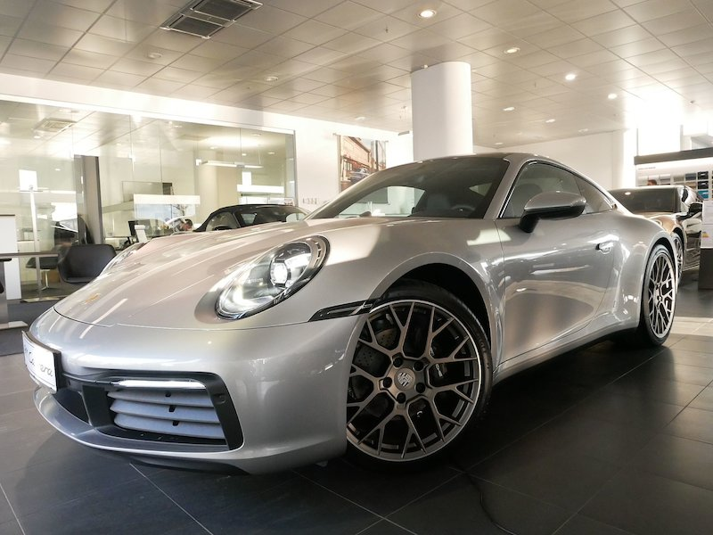 Porsche 911 Carrera 4 Coupe PDK