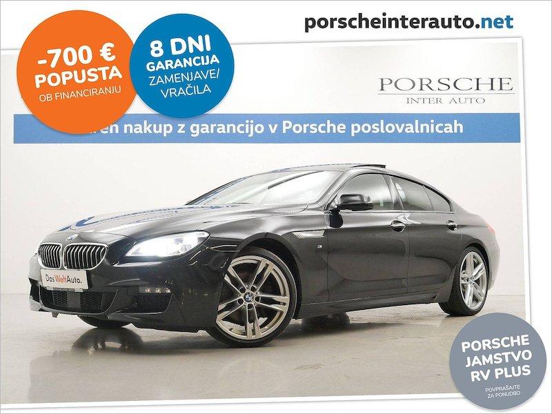 BMW serija 6 640d Gran Coupé Avt. xDrive SLO