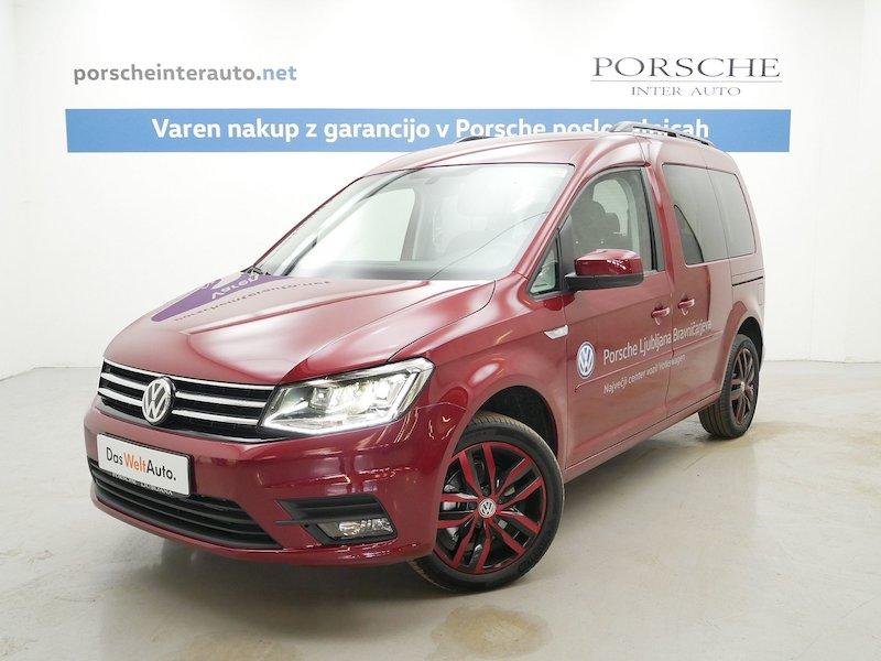 Volkswagen Caddy 4 Family Comfortline 2.0 TDI SLOVENSKO VOZILO