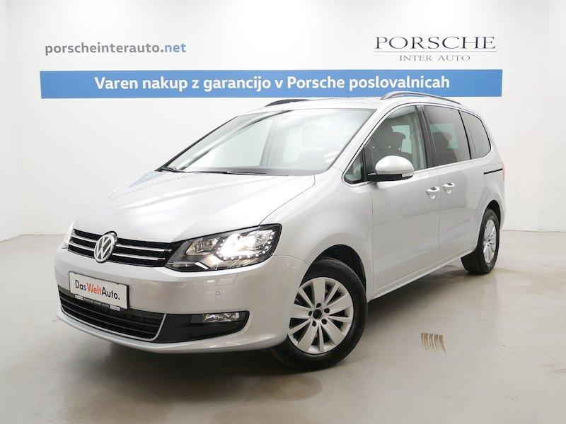 Volkswagen Sharan 2.0 TDI Comfortline Sky SLOVENSKO VOZILO