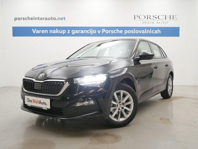 Škoda Scala 1.6 TDI Ambition