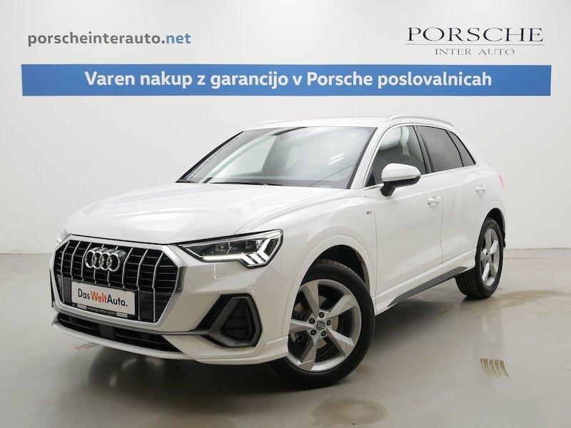 Audi Q3 35 TDI S line S tronic SLOVENSKO VOZILO