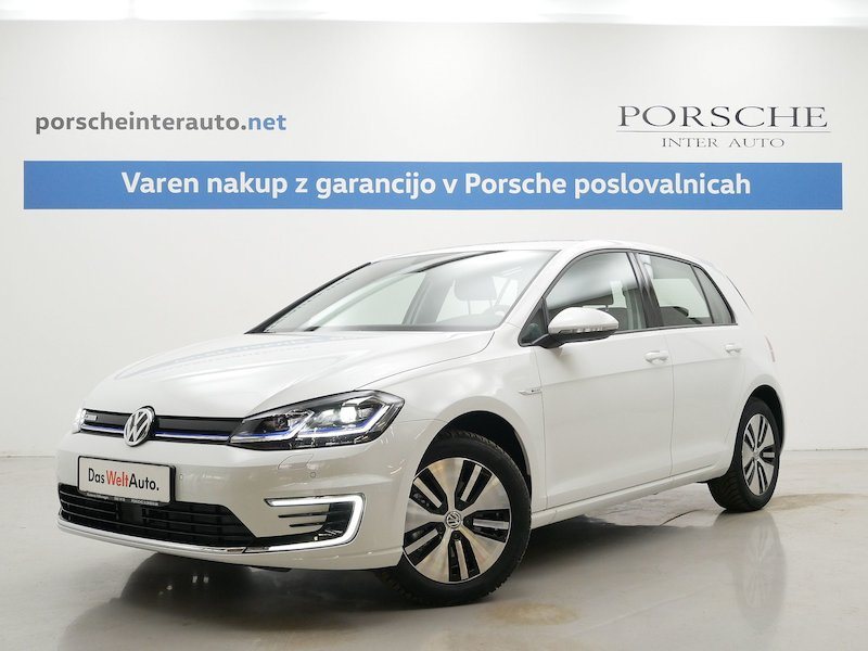 Volkswagen Golf e-Golf SLOVENSKO VOZILO