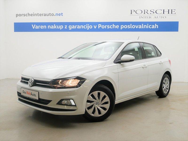 Volkswagen Polo 1.0 TSI Comfortline SLOVENSKO VOZILO