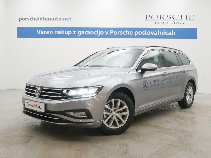 Volkswagen Passat Variant 2.0 TDI BMT Busines SLOVENSKO VOZILO