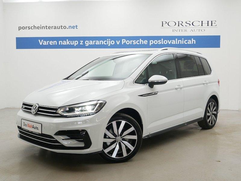 Volkswagen Touran 2.0 TDI BMT R-Line Edition DSG. SLOVENSKO VOZILO