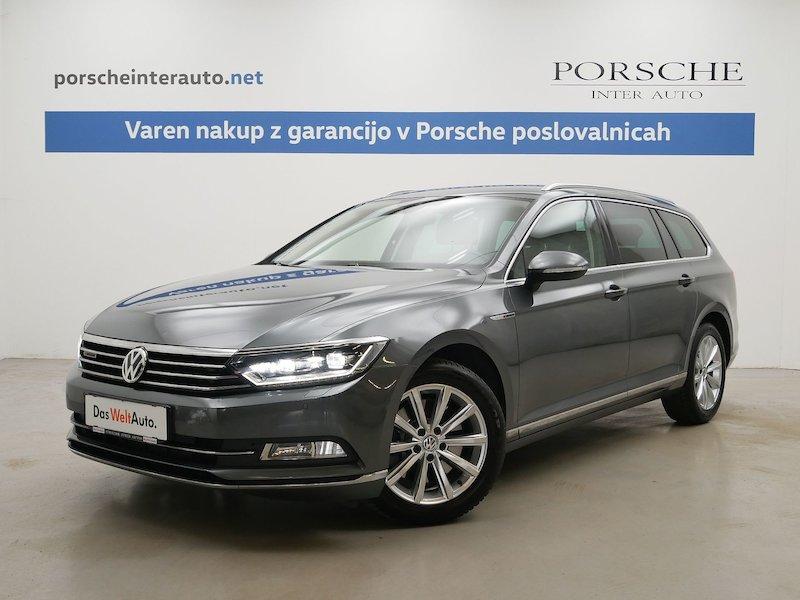 Volkswagen Passat Variant 4motion 2.0 TDI BMT Highline DSG SLOVENSKI
