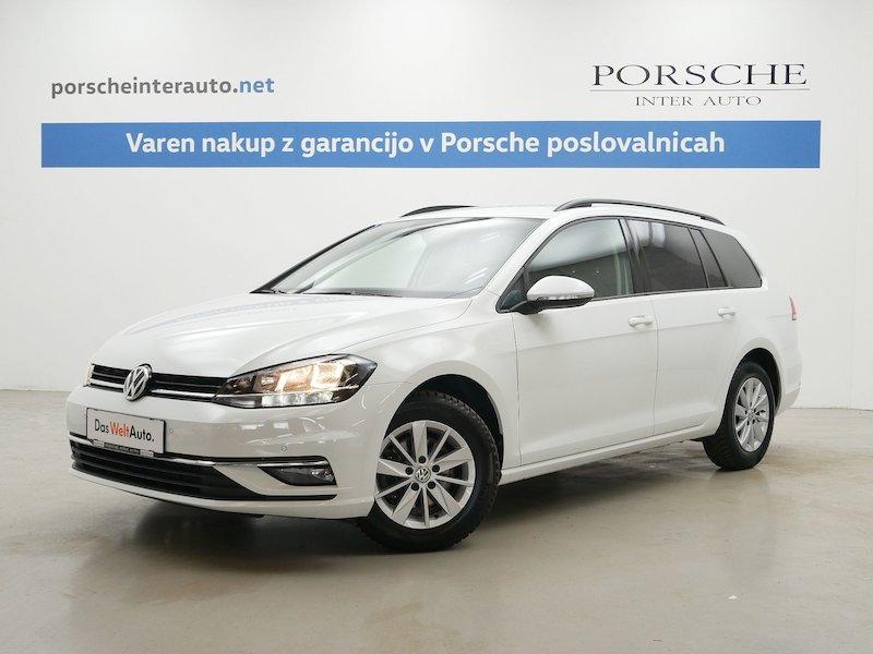 Volkswagen Golf Variant Cargo 1.6 TDI SLOVENSKO VOZILO