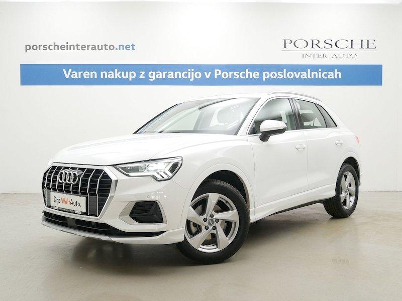 Audi Q3 35 TDI Advanced S tronic SLOVENSKO VOZILO