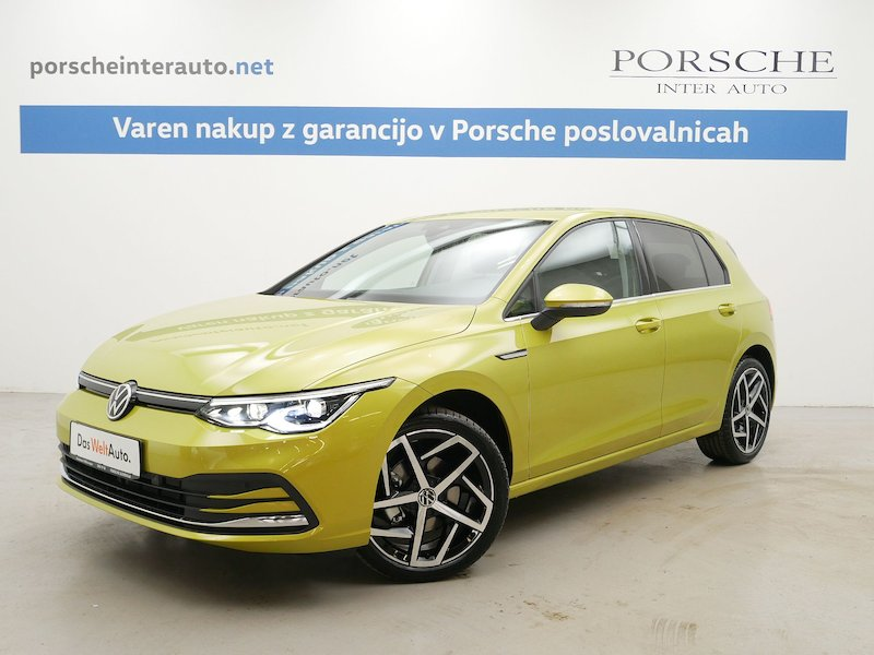 Volkswagen Golf 1.5 eTSI Style  DSG SLOVENSKO VOZILO