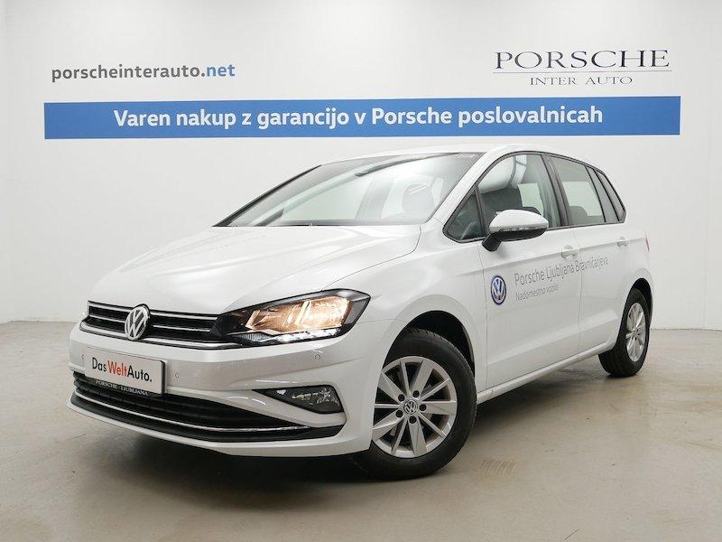 Volkswagen Golf Sportsvan 1.6 TDI Comfortline SLOVENSKO VOZILO