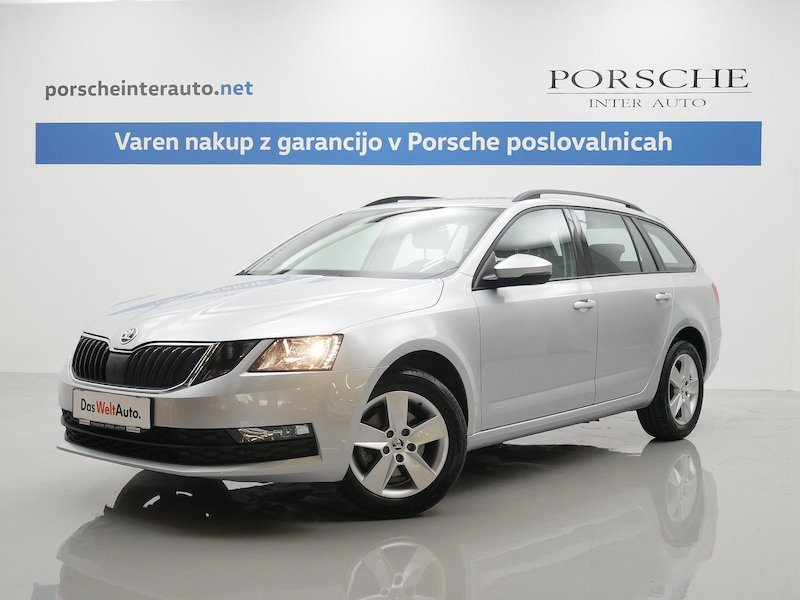 Škoda Octavia Combi 1.5 TSI ACT Ambition SLOVENSKO VOZILO