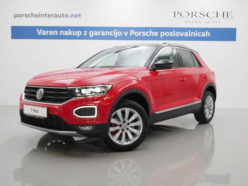 Volkswagen T-Roc 1.5 TSI BMT Sport DSG SLOVENSKO VOZILO