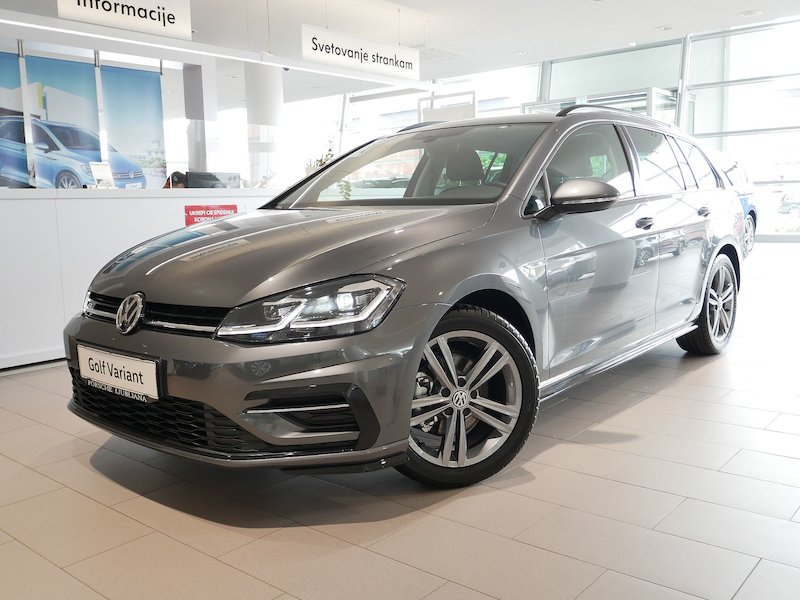 Volkswagen Golf Variant 1.5 TSI ACT BMT R-Line Edition DSG SLO