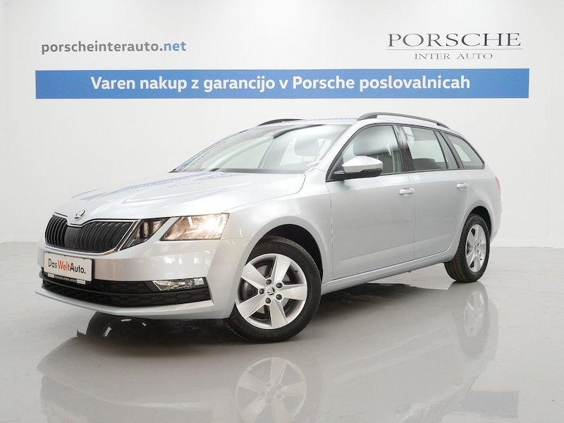 Škoda Octavia Combi 1.5 TSI ACT SLOVENSKO VOZILO