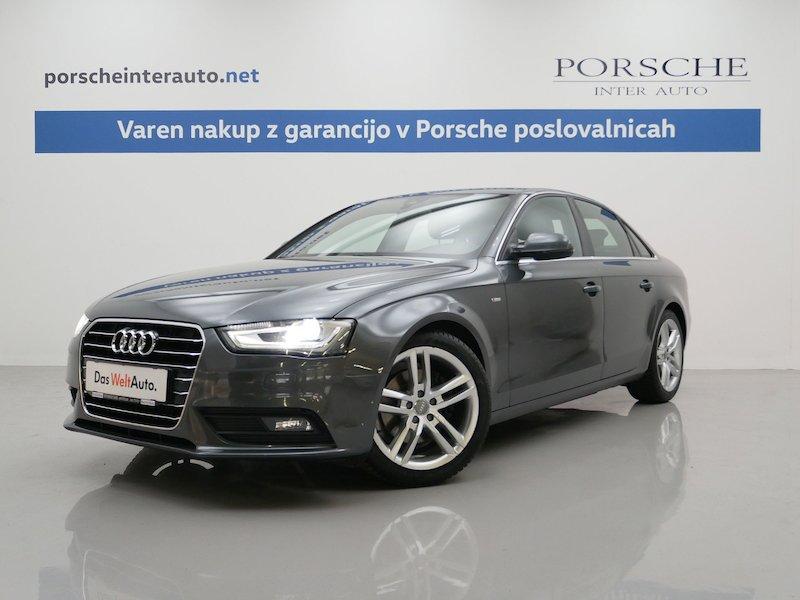 Audi A4 2.0 TDI clean diesel Style Sport SLOVENSKO VOZILO