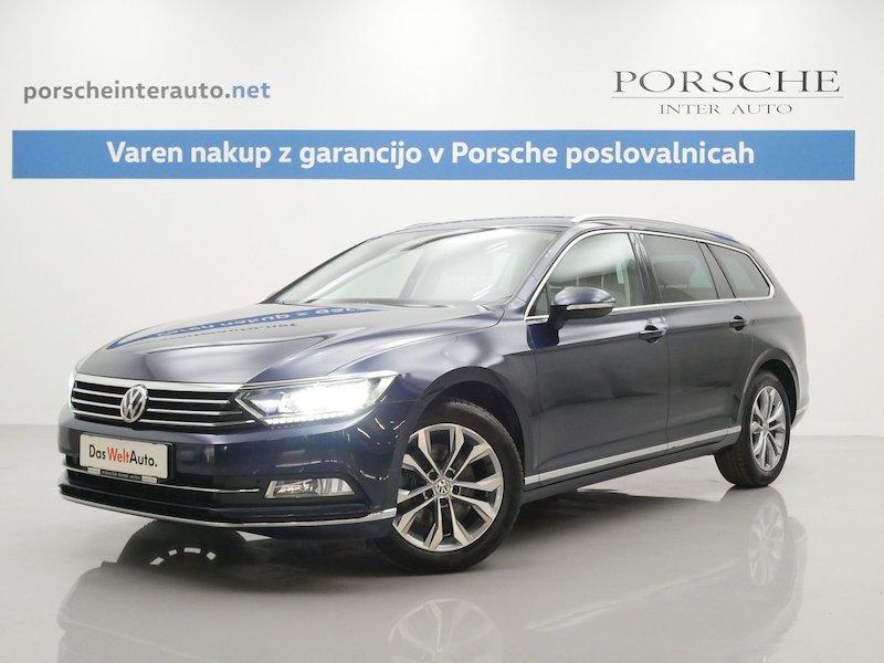 Volkswagen Passat Variant 2.0 TDI BMT Highline