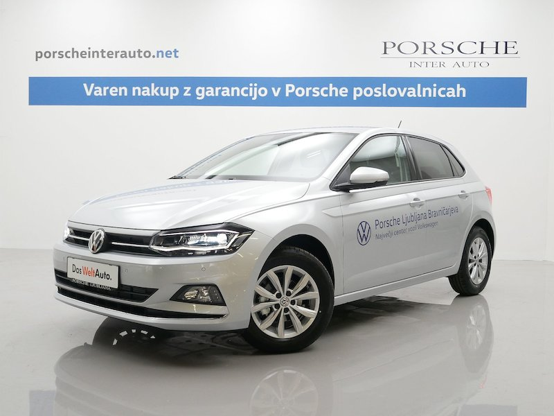 Volkswagen Polo 1.0 TSI Style SLOVENSKO VOZILO