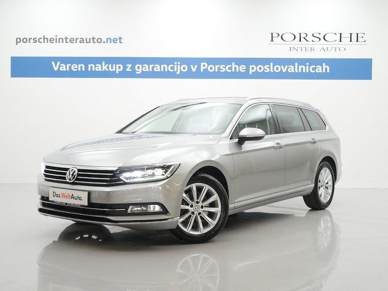 Volkswagen Passat Variant 2.0 TDI Highline SLOVENSKO VOZILO