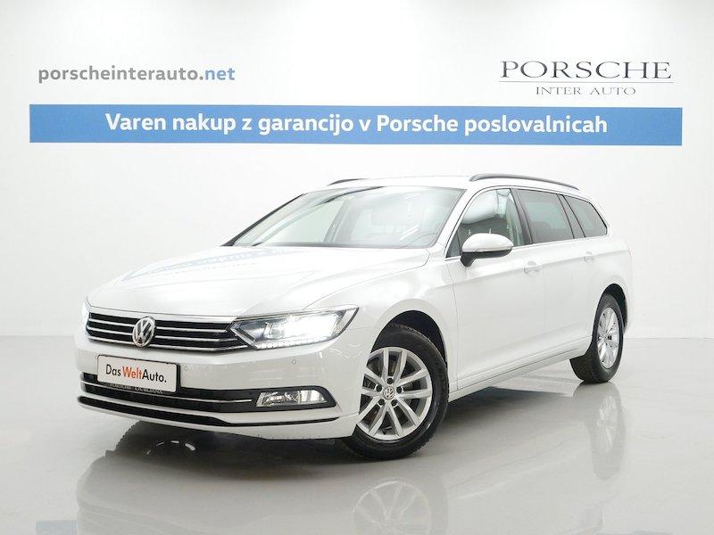 Volkswagen Passat Variant 2.0 TDI BMT Connect SLOVENSKO VOZILO