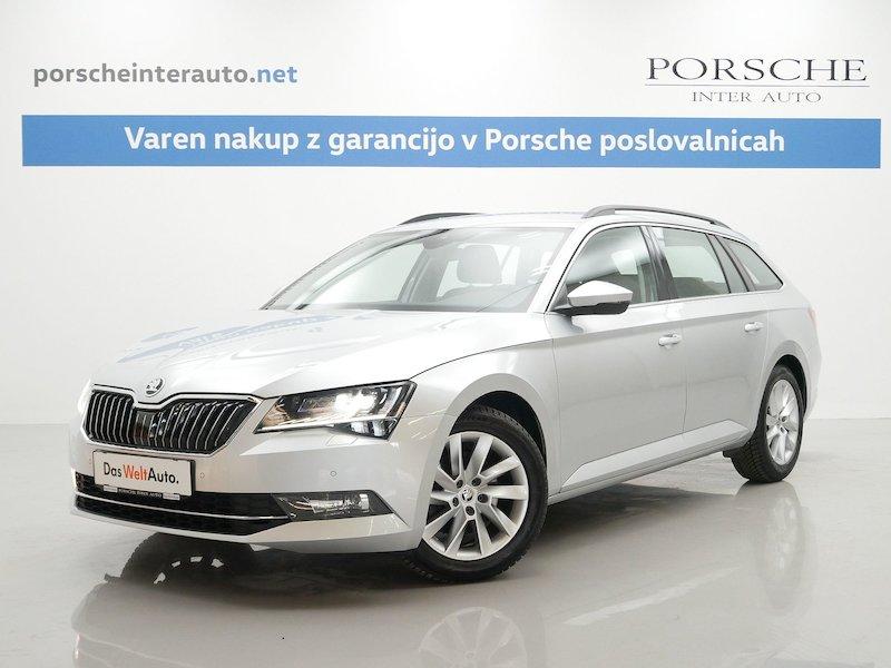 Škoda Superb Combi 2.0 TDI Ambition DSG SLOVENSKO VOZILO