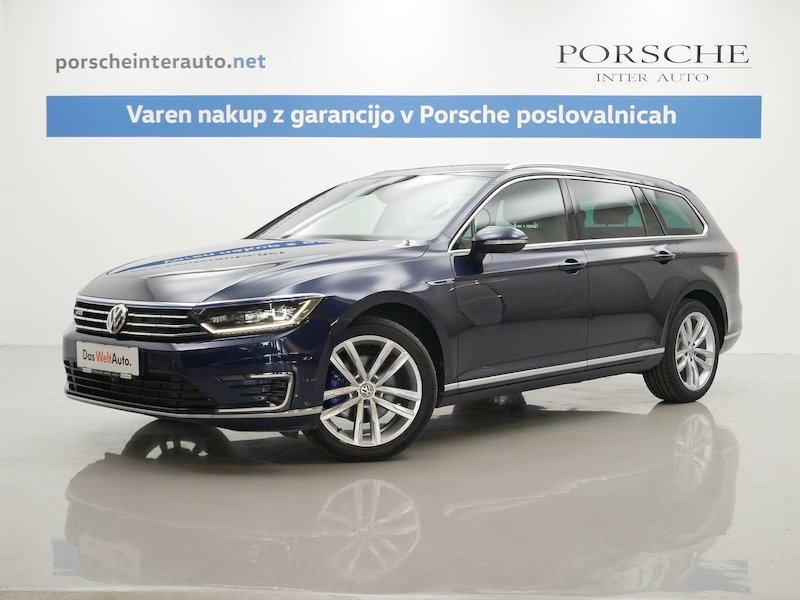 Volkswagen Passat Variant 1.4 GTE TSI priključni hibrid DSG