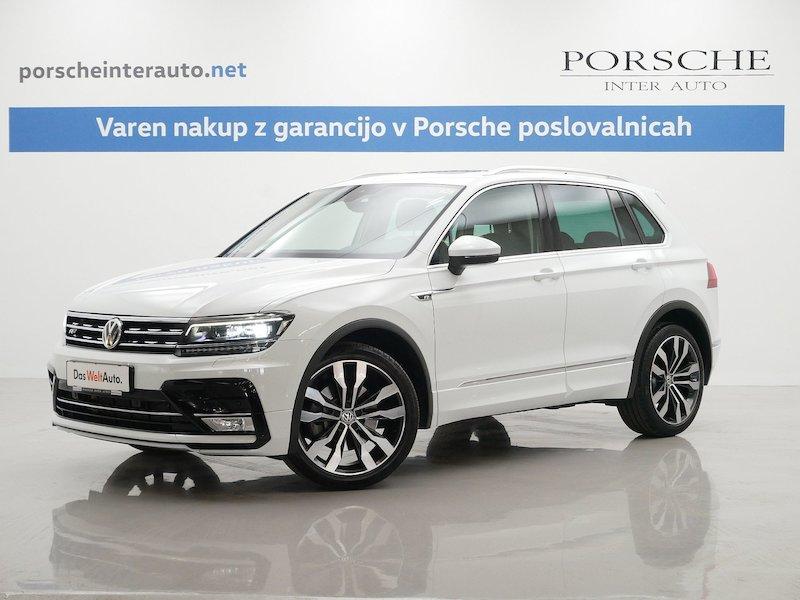 Volkswagen Tiguan 4motion 2.0 TDI BMT Highline DSG SLOVENSKO VOZILO