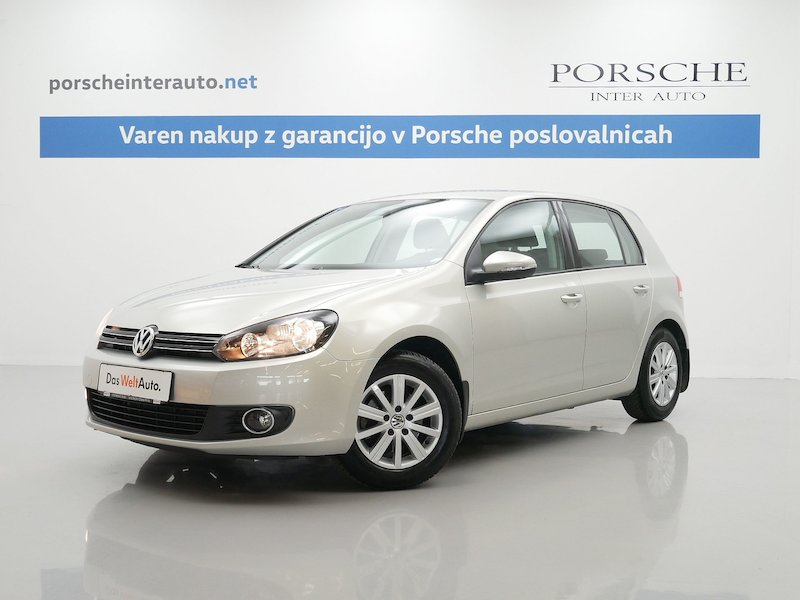 Volkswagen Golf Edition 1.2 TSI SLOVENSKO VOZILO