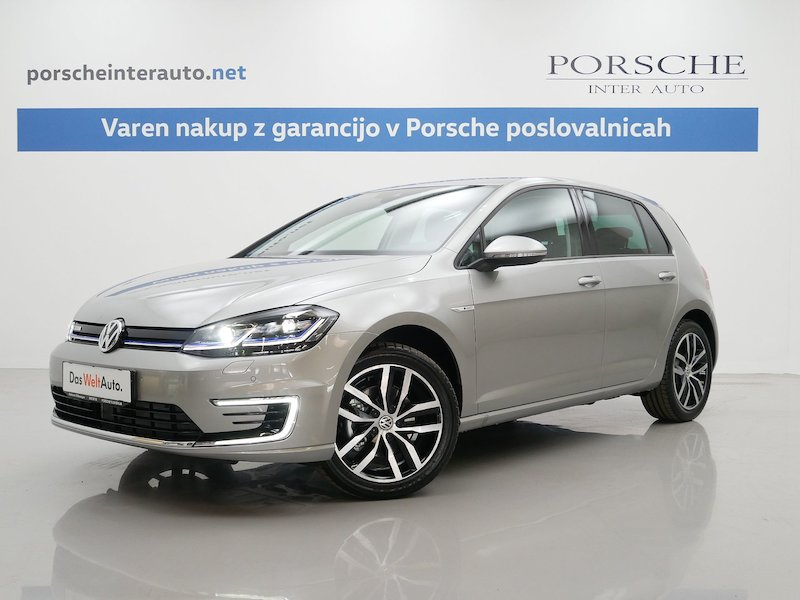 Volkswagen Golf e - SLOVENSKO VOZILO