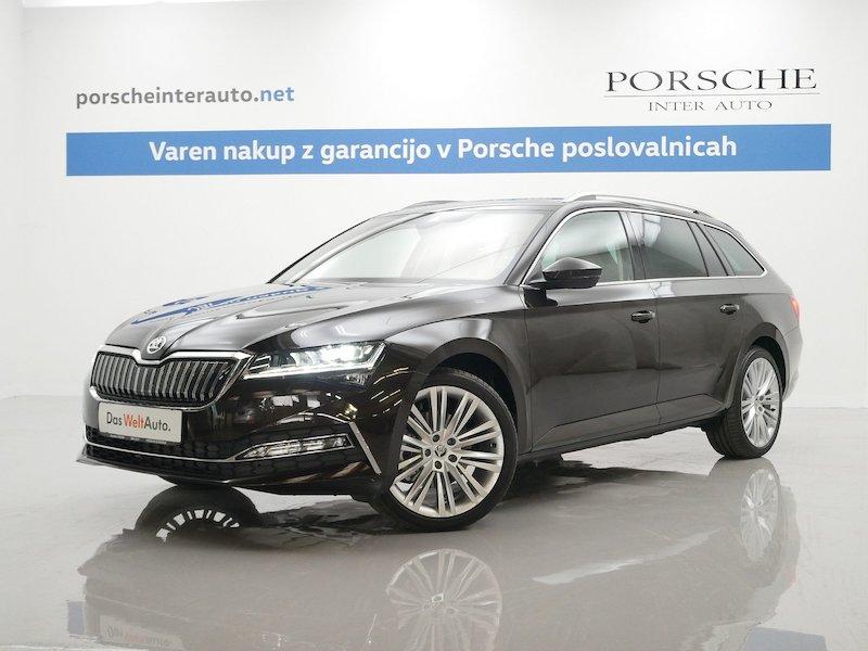 Škoda Superb Combi iV 1.4 TSI DSG SLOVENSKO VOZILO