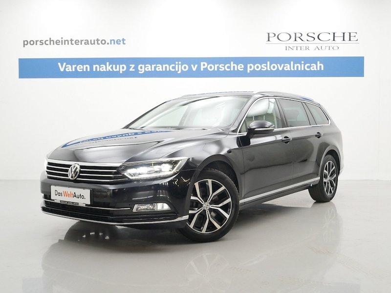 Volkswagen Passat Variant 2.0 TDI BMT Highline SLOVENSKO POREKLO