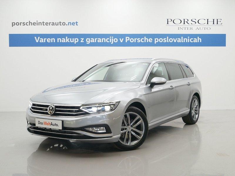 Volkswagen Passat Variant 2.0 TDI BMT SCR Elegance DSG SLOVENSKI