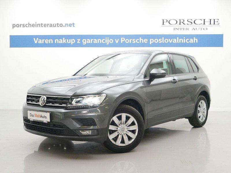 Volkswagen Tiguan 2.0 TDI BMT Trend Edition SLOVENSKO VOZILO