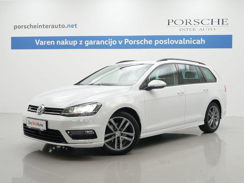 Volkswagen Golf Variant 1.6 TDI BMT R-Line Edition SLOVENSKO VOZIL