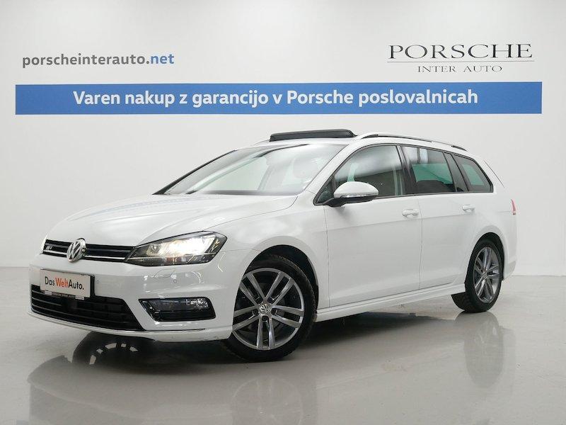 Volkswagen Golf Variant 2.0 TDI BMT 40 let DSG SLOVENSKO VOZILO
