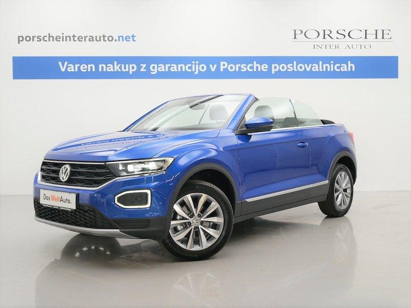 Volkswagen T-Roc Cabrio 1.5 TSI ACT Style SLOVENSKO VOZILO