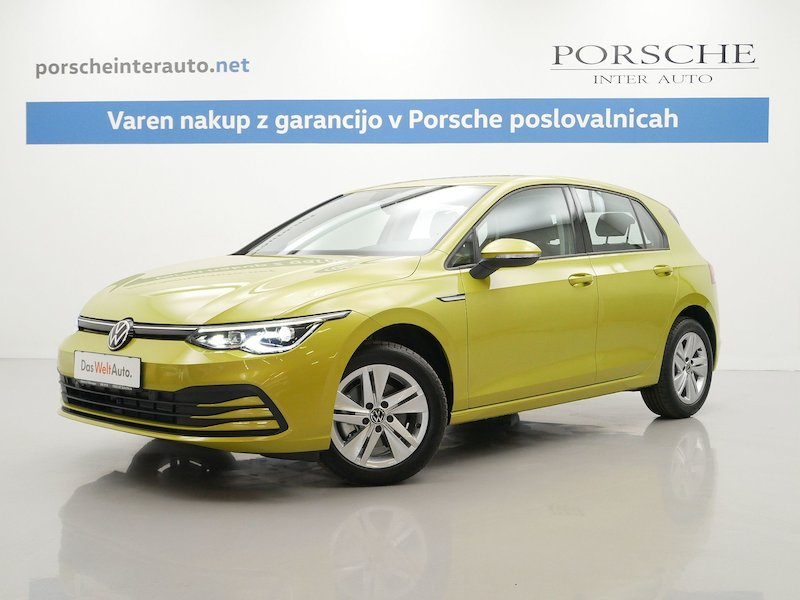 Volkswagen Golf 2.0 TDI BMT Life SLOVENSKO VOZILO