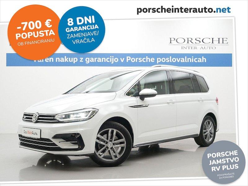 Volkswagen Touran 1.6 TDI BMT R-Line Edition DSG SLOVENSKO VOZILO