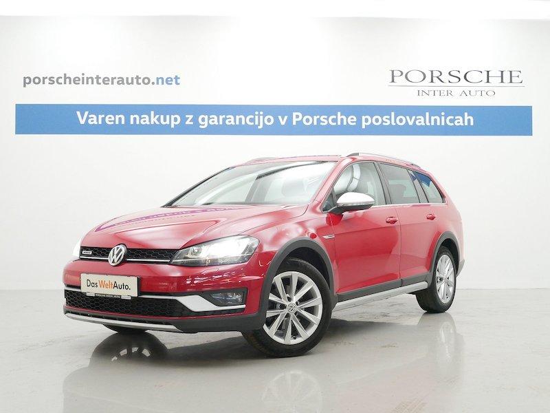 Volkswagen Golf Alltrack 4motion 1.6 TDI BMT SLOVENSKO VOZILO
