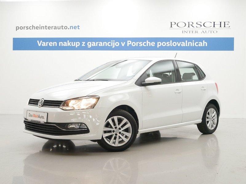 Volkswagen Polo 1.2 TSI BMT Comfort Edition SLOVENSKO VOZILO