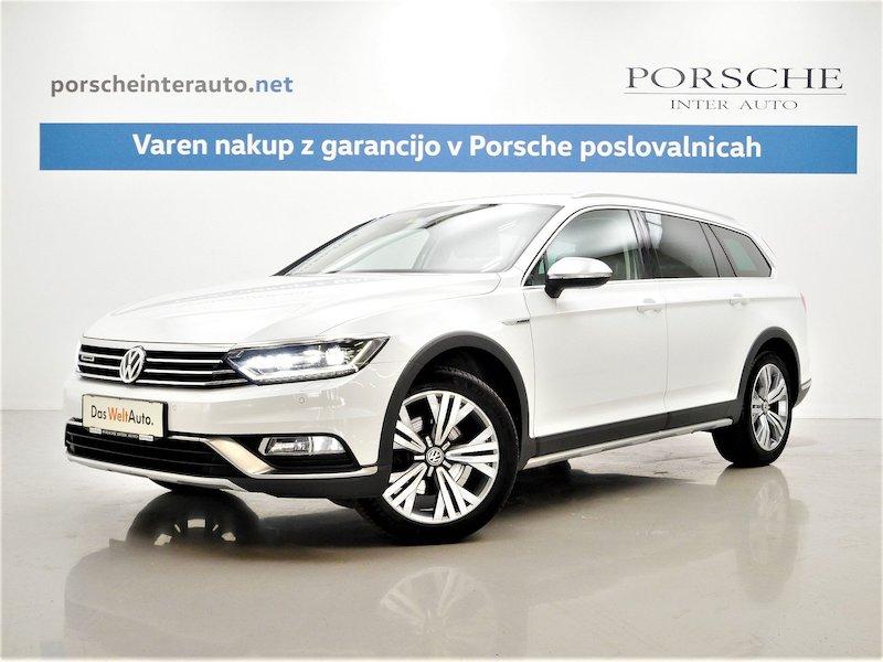 Volkswagen Passat Alltrack 4motion 2.0 TDI BMT DSG SLOVENSKI
