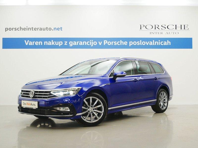 Volkswagen Passat Variant 4motion 2.0 TDI BMT SCR Elegance DSG SLO